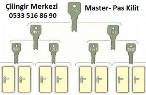 Master Kilit Sistemi – Pas Kilit Sistemi
