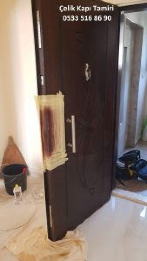Altıntepe Çelik Kapı Tamiri