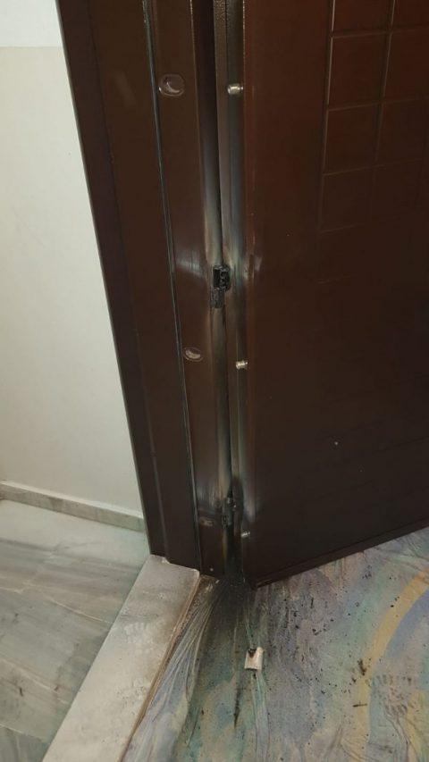 Caferağa Çelik Kapı Tamiri